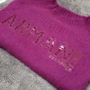 🎉HostPick🏅Armani Exchange Angora Sweater